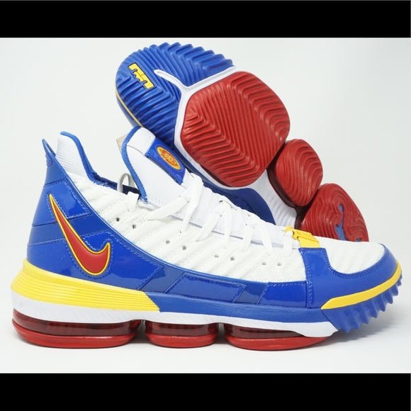 reputable site f1b34 fd5b1 Nike LeBron XVI SB Super Bron Basketball Shoes